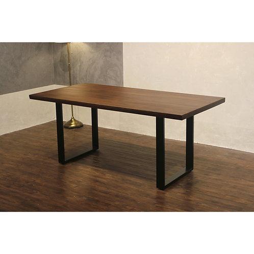 HARVEY Dining Table (Walnut)