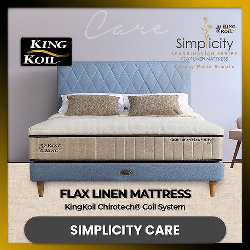 Kingkoil Simplicity - Care