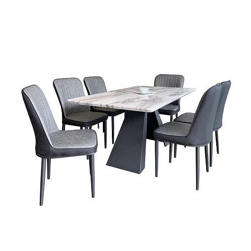 NASHAT Dining Set