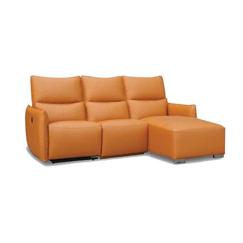 BENICIO L-Shape Sofa with recliner