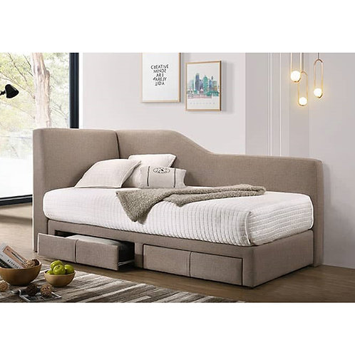 SF-ELIJAH Daybed (Pull-Out Drawers)