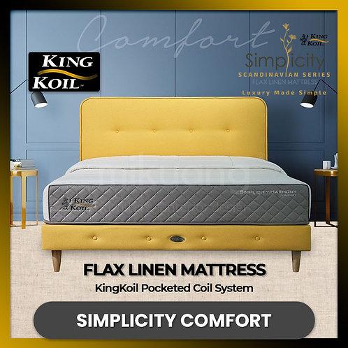 Kingkoil Simplicity - Comfort