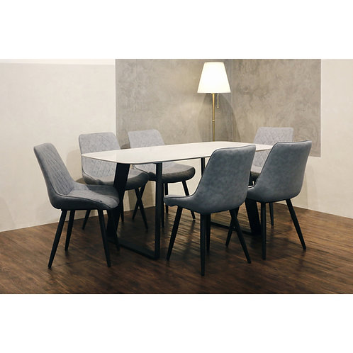 DAXTEN  Ceramic Dining Set