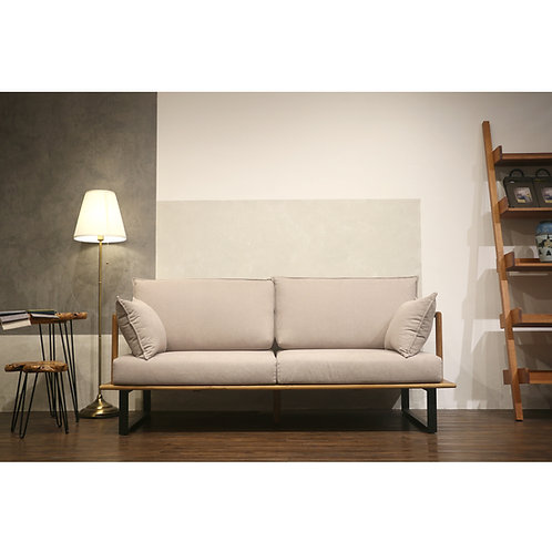 FANWORTH Teak Sofa