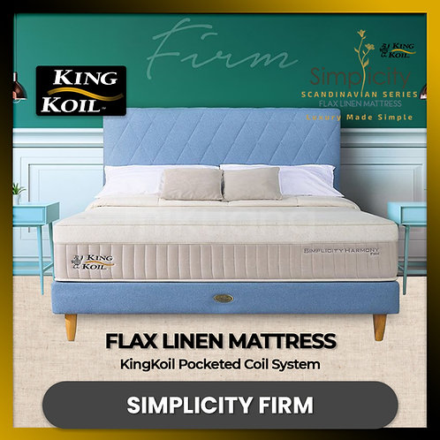 Kingkoil Simplicity - Firm
