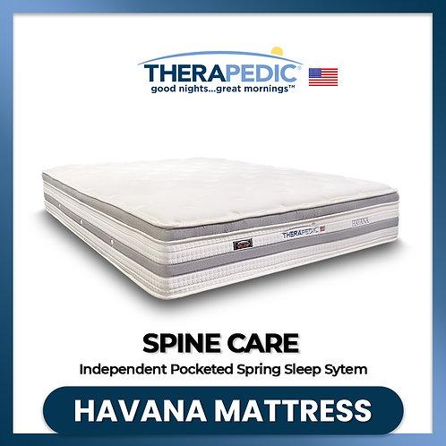 "THERAPEDIC - HAVANA 13"" Pocket Spring Mattress"