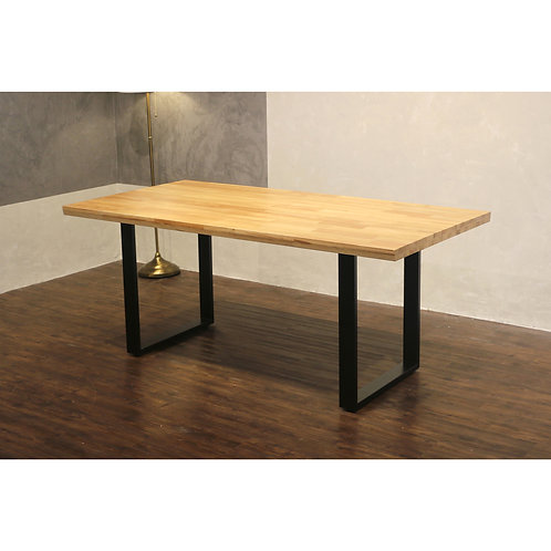 HARVEY Dining Table (Natural)