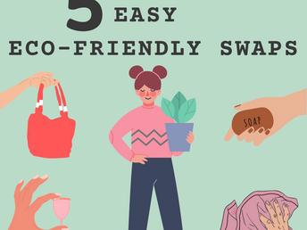 5 easy eco-friendly swaps