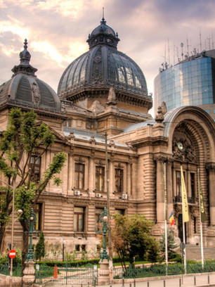 A glass of good wine, good food and a vibrant city - welcome to Bucharest