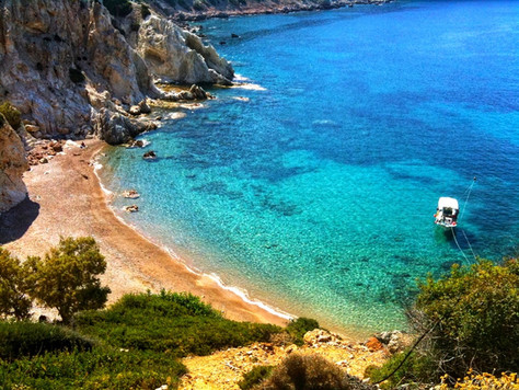 5 beaches you should not miss in Chios, Greece – editor's pick
