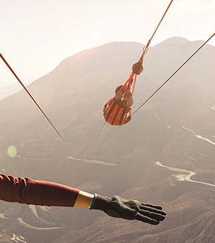 Best zip lines in the world - world record adrenaline flights