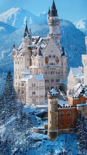 Knights and princesses - 6 most interesting Bavarian castles