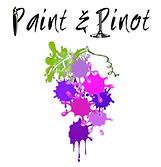 Paint and Pinot logo