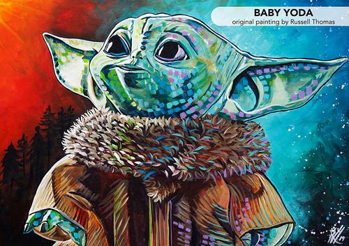 Baby Yoda (1000 pcs)