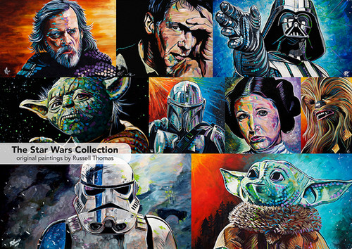 The Star Wars Collection (1000 pcs)