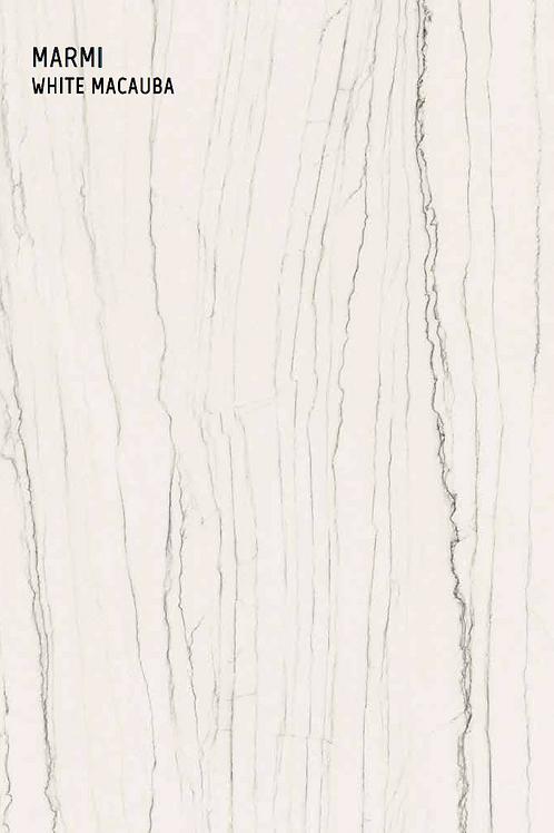 White Macauba Polished