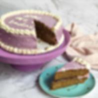 Custom Vintage Cake