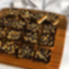 Raw Snickers Slice Vegan Gluten Free