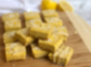 Vegan Lemon Slice