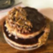 Raw Salted Caramel Cake
