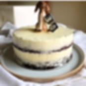 Custom Cake Vegan Gluten Free