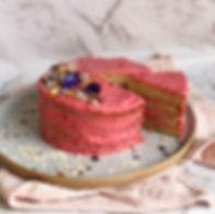 Vegan Custom Cake