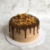 Cookies + Cream Chocolate Cake Gluten Fr