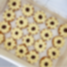 Baked Sunflower Coconut Sugar Cookies