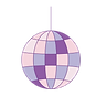Zoe's Kitchen Creations 2021_Stickers_Disco Ball.png