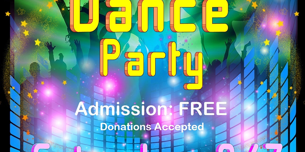Free Dance Party!