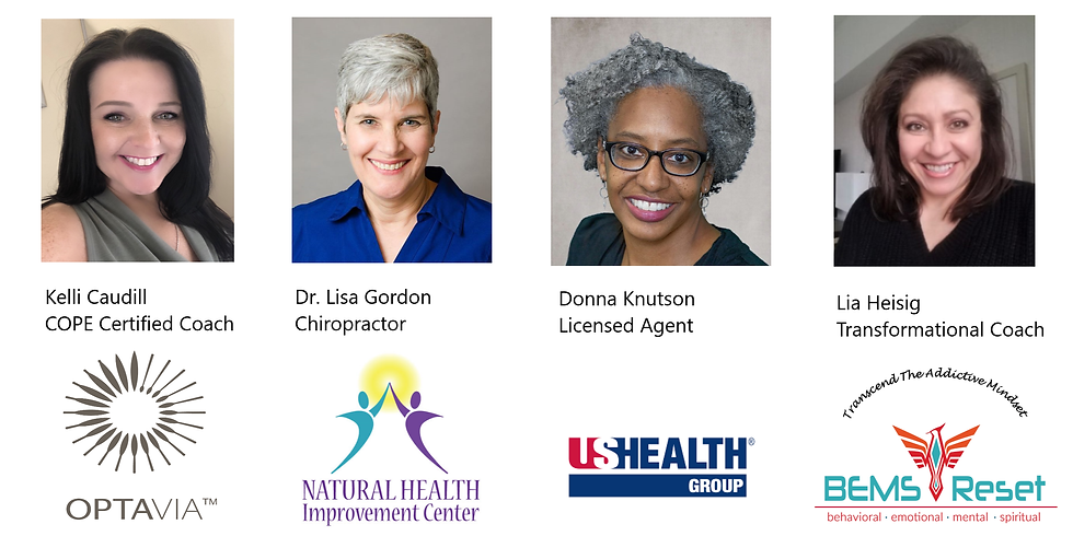 The Strength Within: Awakening Health & Self-care