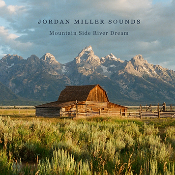 Mountain Side River Dream_Album Cover-CD