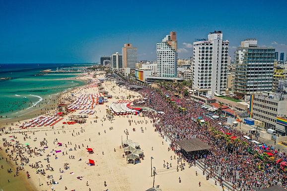 JUNE 7, 2021 - Tel Aviv's iconic Pride Parade to return on June 25