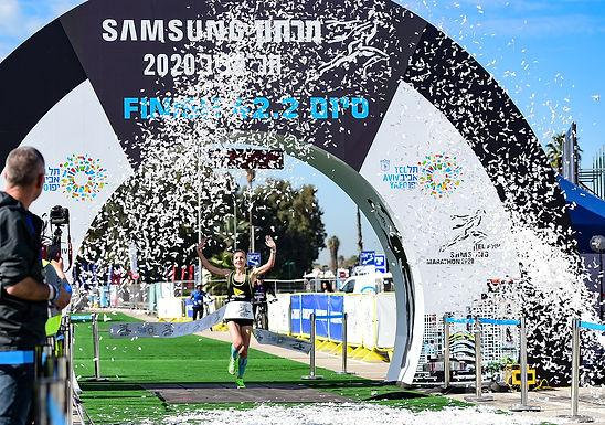 NOVEMBER 23, 2020 - All Running Together Separately: Tel Aviv Samsung Marathon 2021