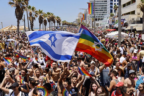 JUNE 25, 2021 - Over 100,000 March in Largest Post-Pandemic Gay Pride Parade