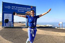 FEBRUARY 19, 2021 - 20,000 runners worldwide make history in digital Tel Aviv Samsung Marathon