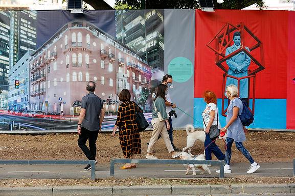 NOVEMBER 18 , 2020 - Tel Aviv-Yafo: The Non-Stop City That Refuses To Stop