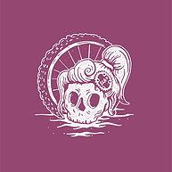 Slaydies-Skull-Icon_White on Purple.jpg