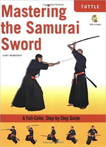 Mastering the Samurai Sword Book