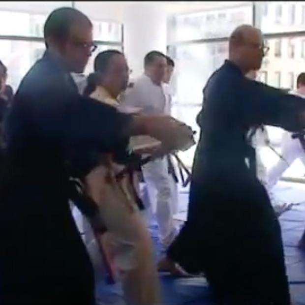 Fukasa Kai Clinic Featuring Okinawa Sickle Kama