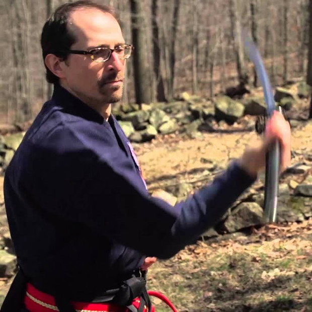Soke Featured in Magic Tree House Ninjas and Samurai Book Video