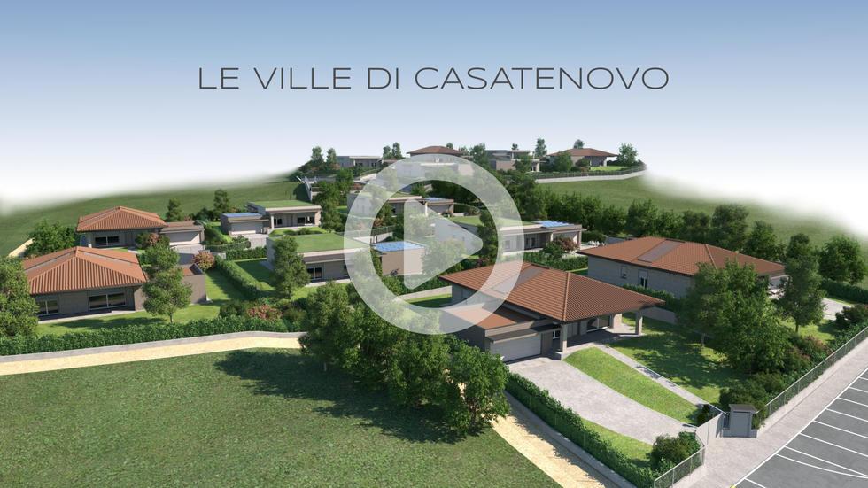 Gruppocrippa costruisce e vende ville indipendenti in nuovo complesso residenziale a Casatenovo.
