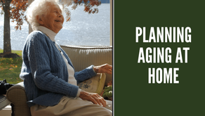 Do You Want to Age at Home? Then You Need a Plan