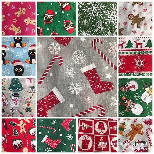 Christmas 🎄 Necktie Bandanas