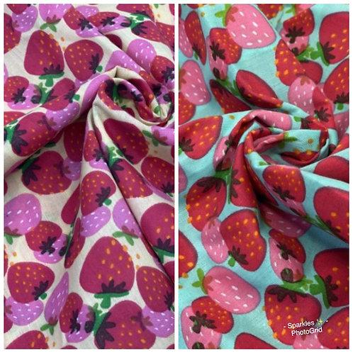 Strawberry 🍓 Collar Bandanas