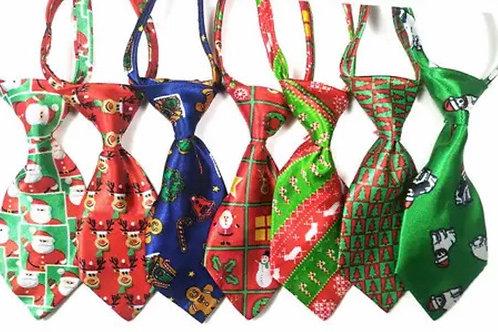 Christmas Neckties
