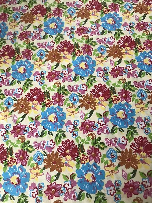Floral Necktie Bandanas