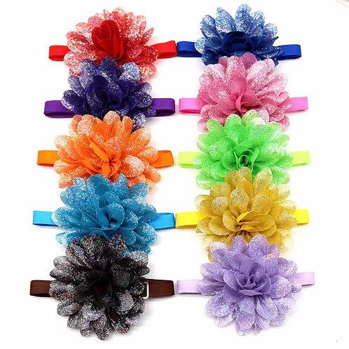 Shimmer Flower 🌺 Collars
