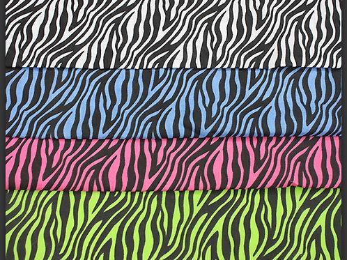 Zebra 🦓 Necktie Bandanas