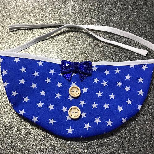 Blue Star Bib (M)